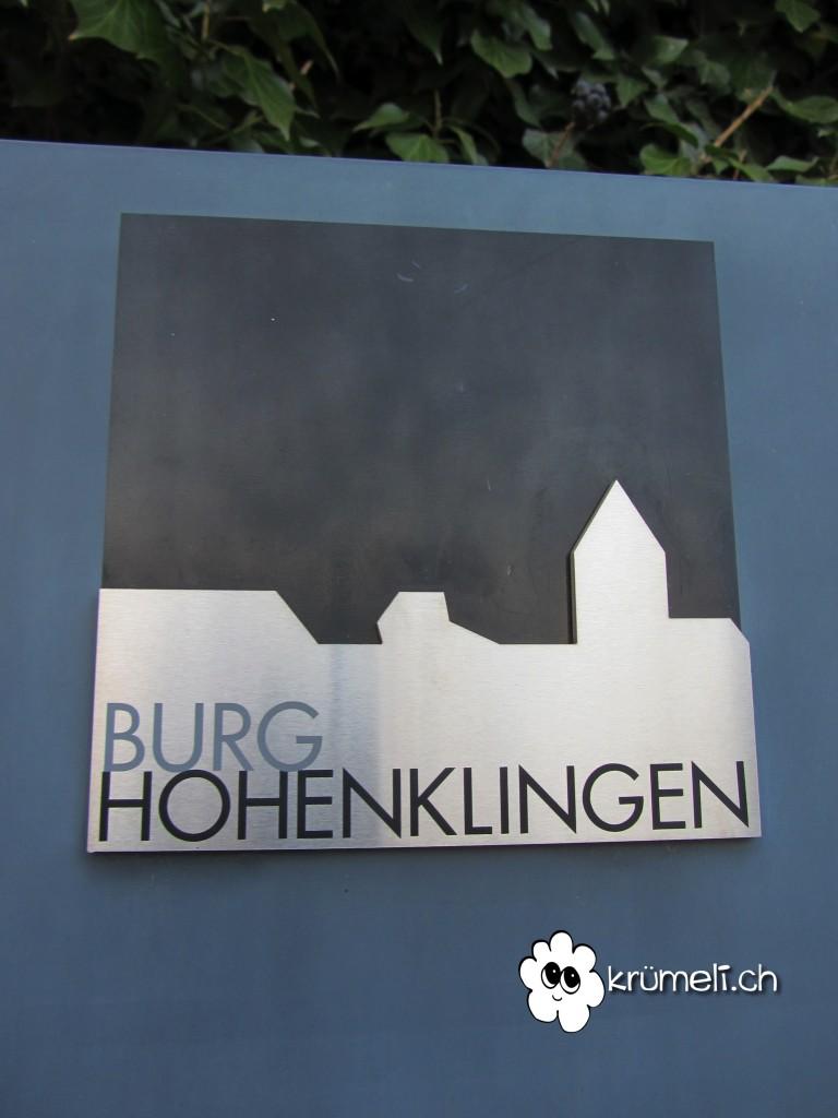Burg Hohenklingen