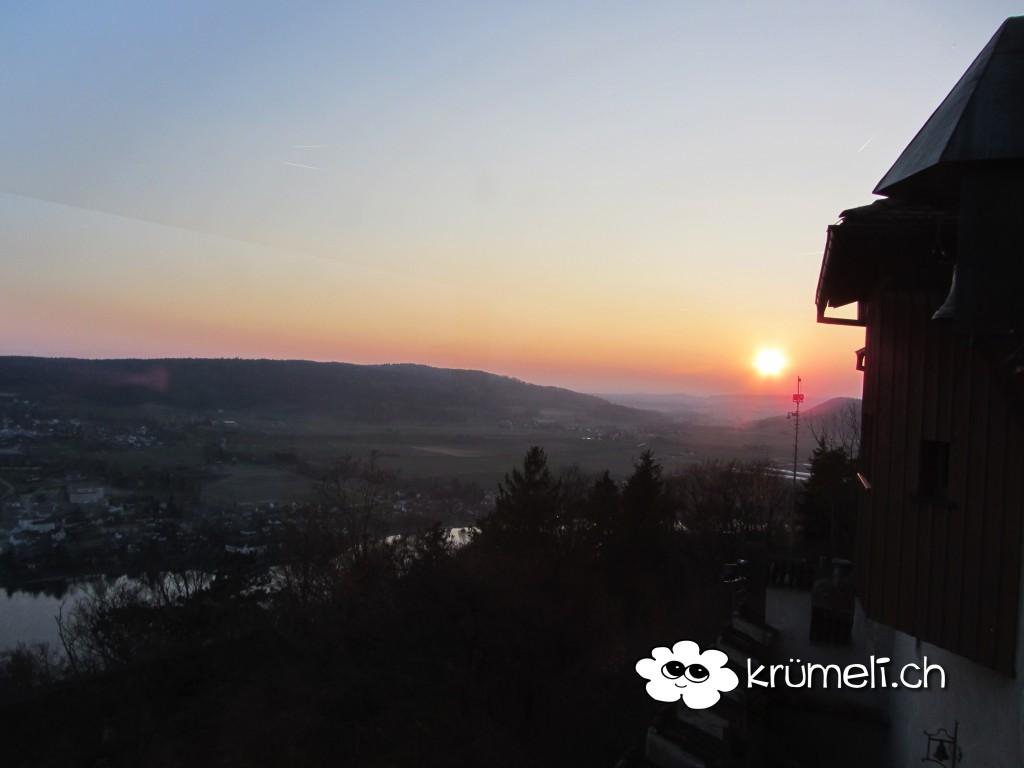 Aussicht Burg Henklingen